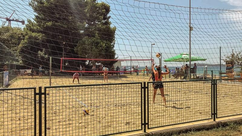 Fazana Tour-Istria-volleyball