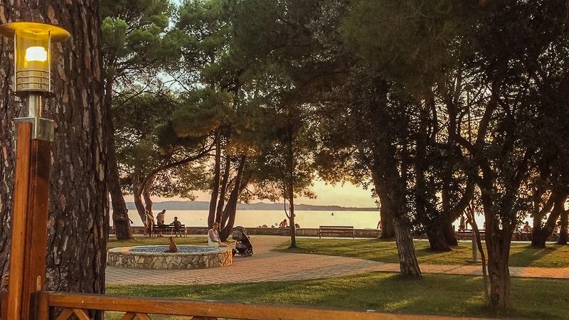 Fazana Tour-Istria-park